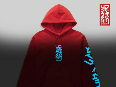 Upstain Wear Design Special Edition Hoodie brand clothing hoodie