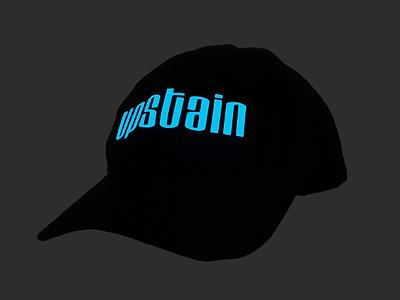 Upstain Wear Glow In The Dark Caps glow in the dark cap design caps