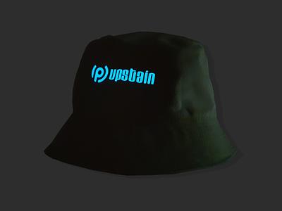 Glow In The Dark Bucket Hat Upstain Wear Brand brands clothing brand clothing design clothing fashion streetwear cap caps buckethat