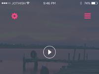 Mobile ui   broadcast login  actual