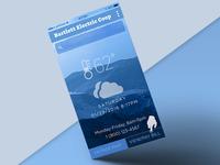 Mobile UI (Homepage Solution)