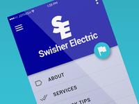 Mobile UI (Homepage Solution 5)