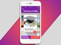 Mobile UI (Homepage Solution 6)