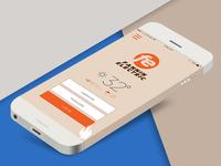 Mobile UI (Homepage Solution 10)