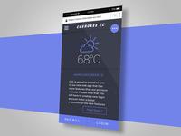 Mobile UI (Homepage Solution 13)