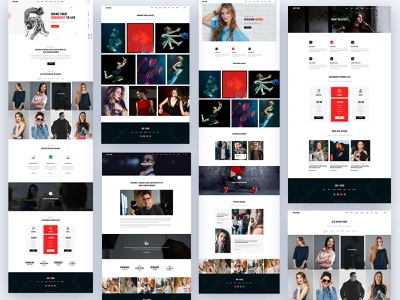 Bepose – Minimal Photography Template | PSD | HTML | React photographer corporate design download html design ux  ui creative agency clean corporate psd template react admin template html template photography