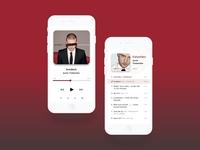 Daily UI 09_Music Player