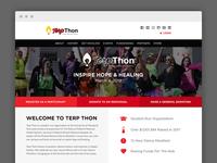 TerpThon Dance Marathon Homepage