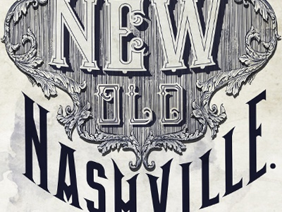The New Old Nashville.(The Standard) print