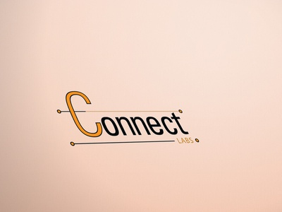 Connect logo design all for your business
