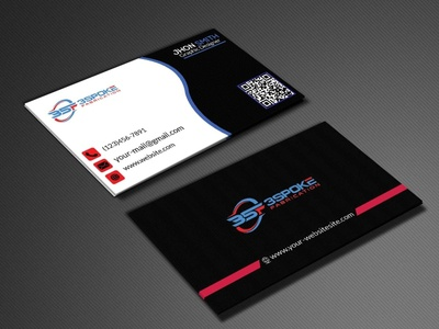 professional creative business card design for your business