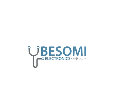 Besomi Electronics   Besomi Group logo design