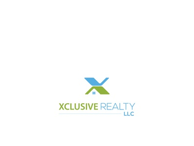 Xclusive Realty LLC logo design