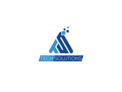 tech solutions logo design for your business