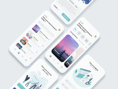 Travel - App Design