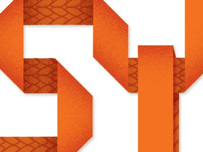 Gift Ribbon type ribbon etsy typography texture