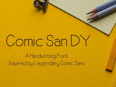Comic San DY