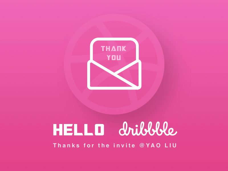 Hello Dribbble :) hello drafted first debut
