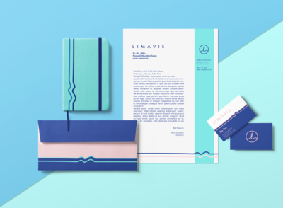 Stationery Design for Limavis
