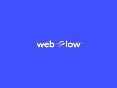 Webflow Logo webflow logo redesign webflow logo webflow redesign webflow design logodesign logo branding design branding brand identity brand design brand