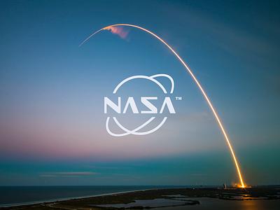 NASA redesign nasa branding nasa brand nasa logo redesign nasa logo nasa design logodesign logo branding design branding brand identity brand design brand