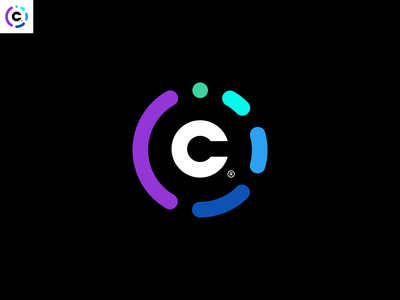 Clean/Simple C Logo