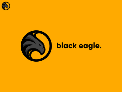 Black Eagle/Eagle Logo
