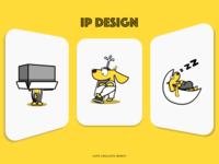 宠爱 IP形象设计