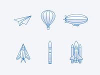 Illustrations for serpstat' plans. Part 1