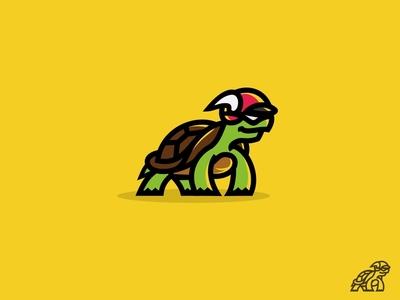 Turtle Mascot/Logo