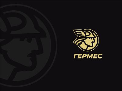 Hermes Logo Design2 greek mythology branding sport wear clothing brand delivery service hermes