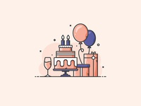 Birthday Scene