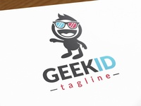 Kid Geek Logo
