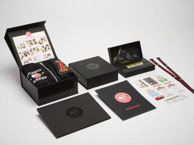 Hawks Member Packaging