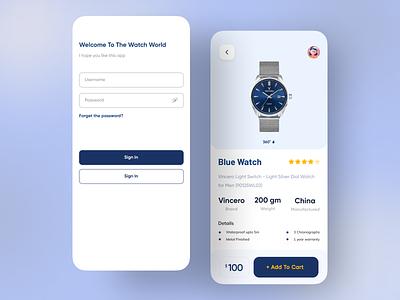 Watch App Ui ui  ux uxui uidesigners mobile ui mobileapplication mobileapp appdesign uidesigner 2021 ux ui figma