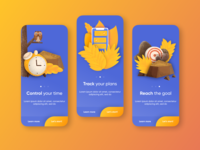 Planner app concept