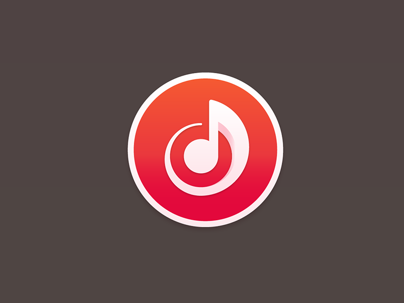 iTunes itunes rebrand music note icon spin logo yosemite apple osx app share