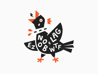 Rage pigeon