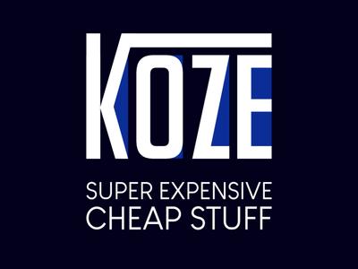 Koze - DAY 7 (Daily Logo Challenge)