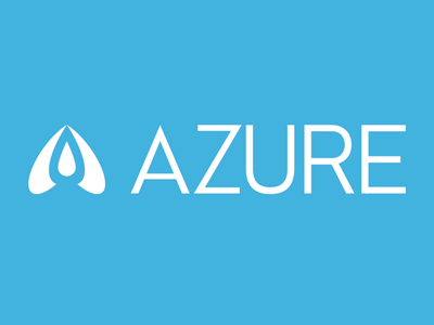 Azure - DAY 12 (Daily Logo Challenge)