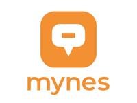 Mynes - DAY 34 (Daily Logo Challenge)