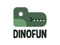 Dinofun - DAY 35 (Daily Logo Challenge)