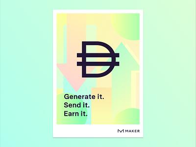 DAI is digital cash dai makerdao blockchain crypto
