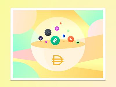 Dai ecosystem blockchain makerdao crypto dai