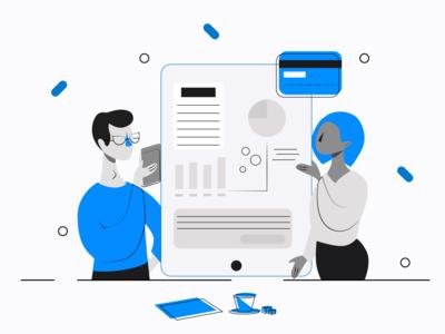 fam budget illustration website