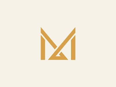 M + 👑 logo concept logo branding logo brand luxury brand luxury design luxury logo luxurious logo mark modern logo minimal logo logo branding clean logo