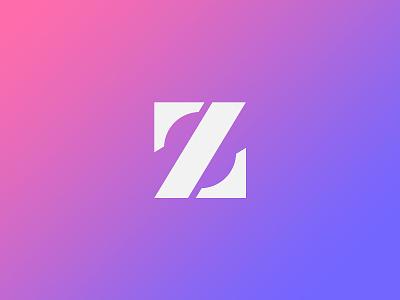 Z logo design colorful logo gradient logo z logo logo design social media logo mark logo branding branding modern logo minimal logo logo clean logo