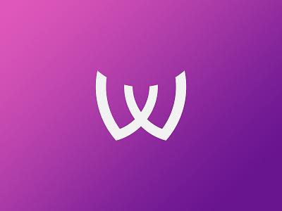 W logo concept social media w logo logo design logo mark logo branding branding modern logo minimal logo logo clean logo