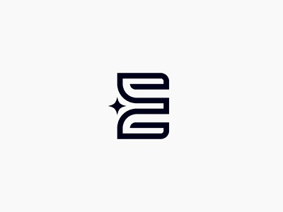 E logo concept gradient logo social media e logo logo mark logo design modern logo minimal logo logo branding logo clean logo branding