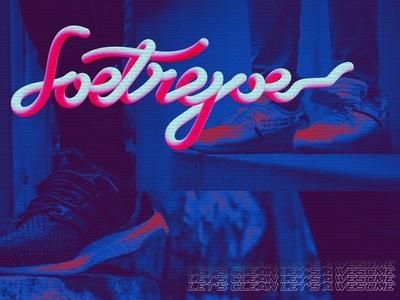 Soetrejoe Shoe Poster